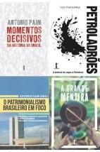 KIT - Conjuntura Política (5 livros)