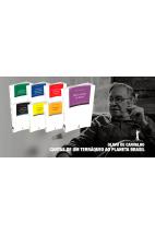 KIT - 7 livros - Cartas de um Terráqueo - Olavo de Carvalho