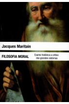 Filosofia Moral - Exame Histórico e Crítico dos Grandes Sistemas (FAC-SÍMILE)