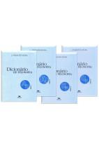 Dicionário de Filosofia (4 volumes)