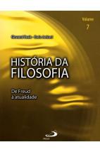 História da Filosofia - De Freud à Atualidade (V7)