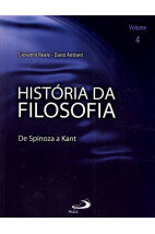 História da Filosofia - De Spinoza a Kant (V4)