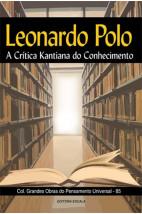 A Crítica Kantiana do Conhecimento